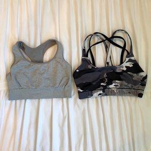 Champion sports bras